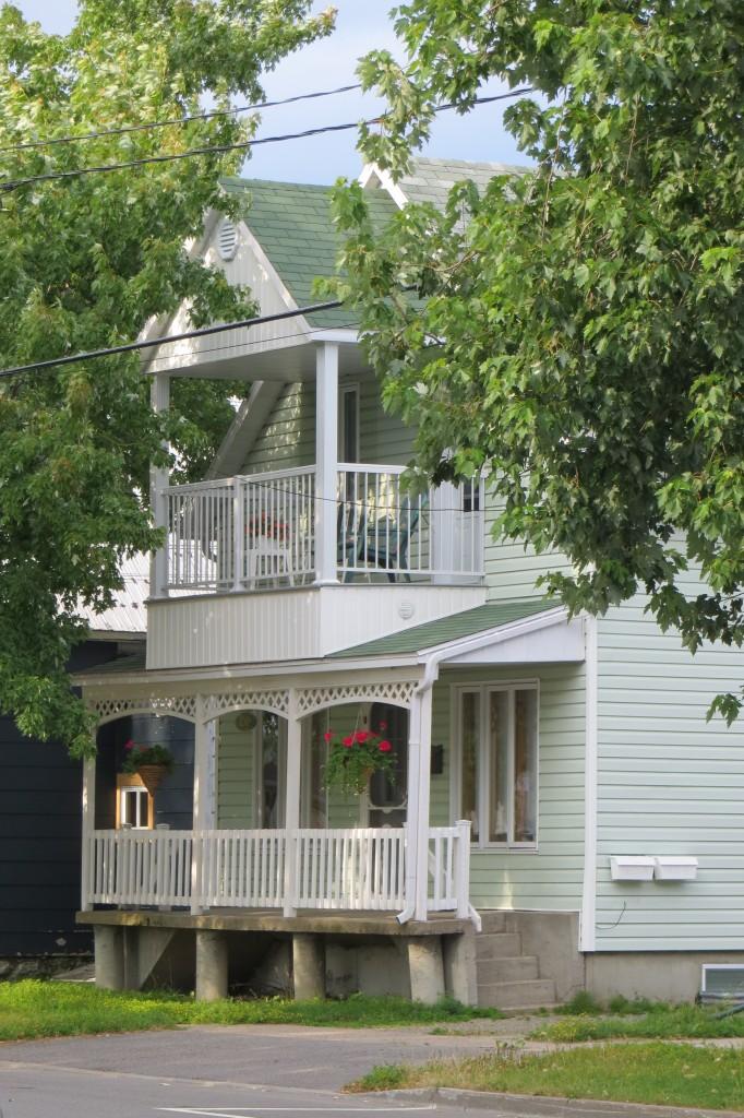 Maison à La Tuque - Québec