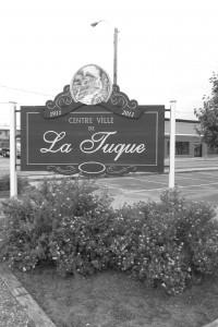 Bienvenue à La Tuque - Québec