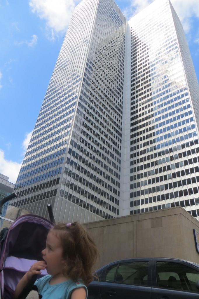 rue sainte-catherine à Montréal