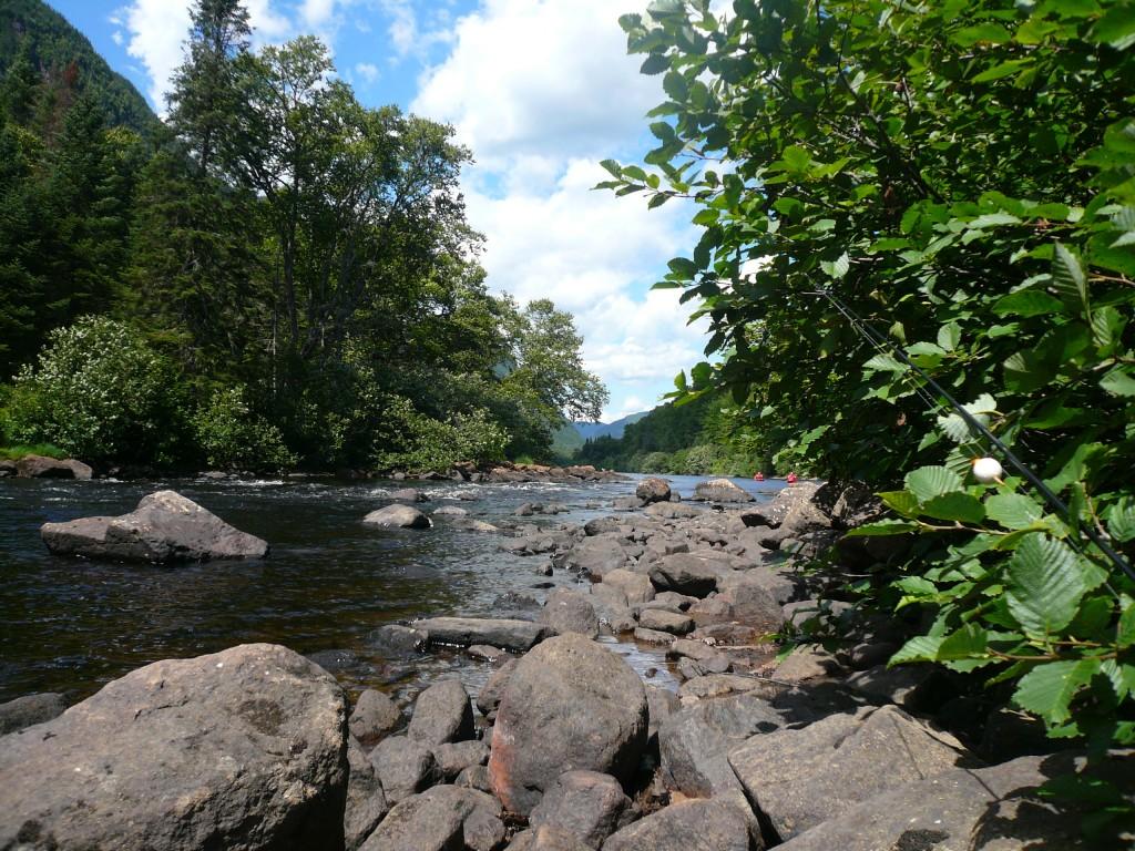 Parc national de la Jacques Cartier - Québec