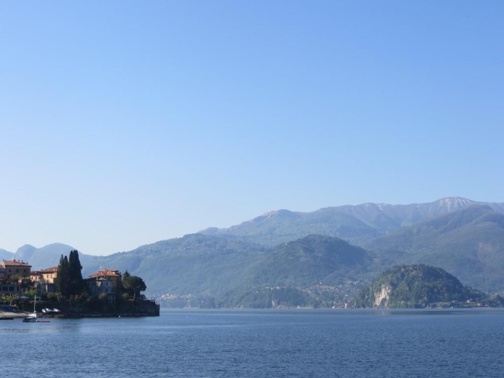 Lac de Côme depuis Varenna