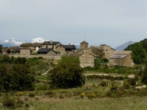 village aragonais