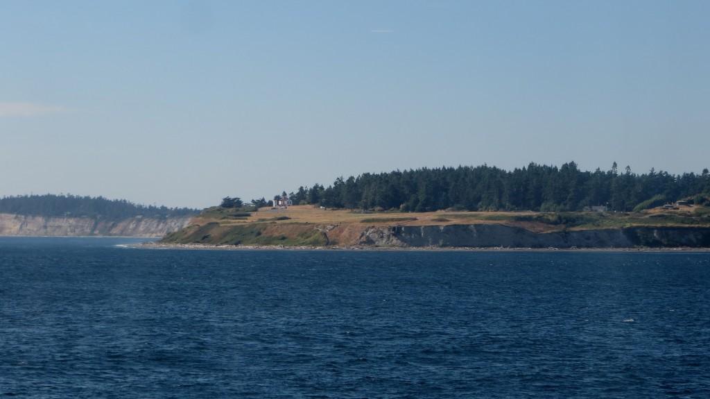 ferry pour Oak Harbor