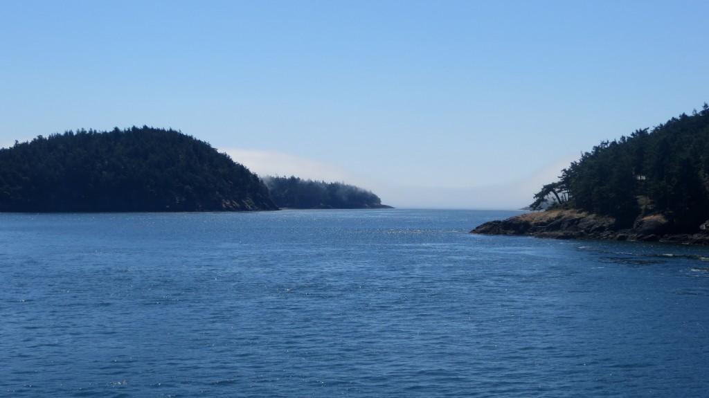 San Juan Islands - état du Washington