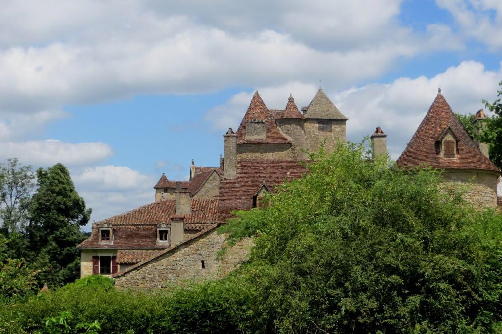 maisons d'Autoire (Lot)