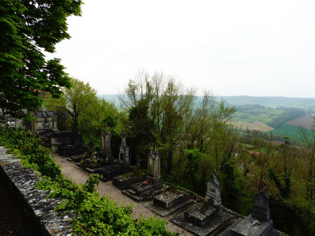 cimetière de Penne d'Agenais