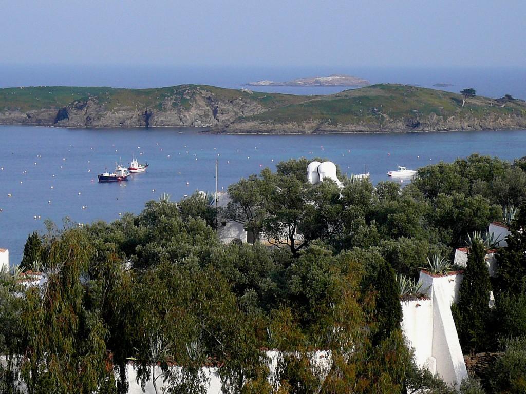 Port Lligat et la maison de Salvator Dali