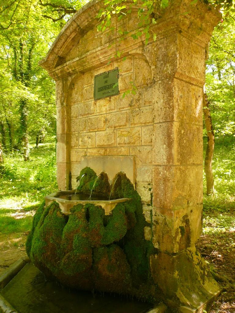 fontaine à Nérac
