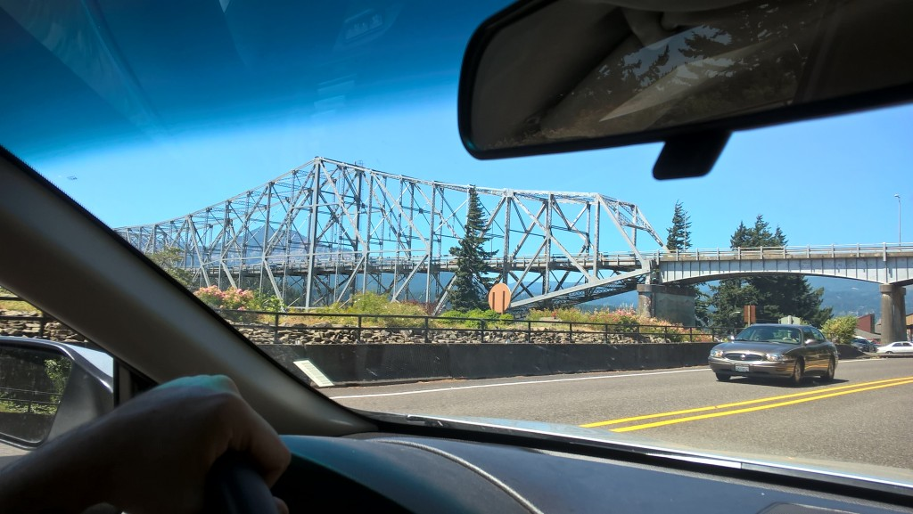 Bridge of the Gods - USA