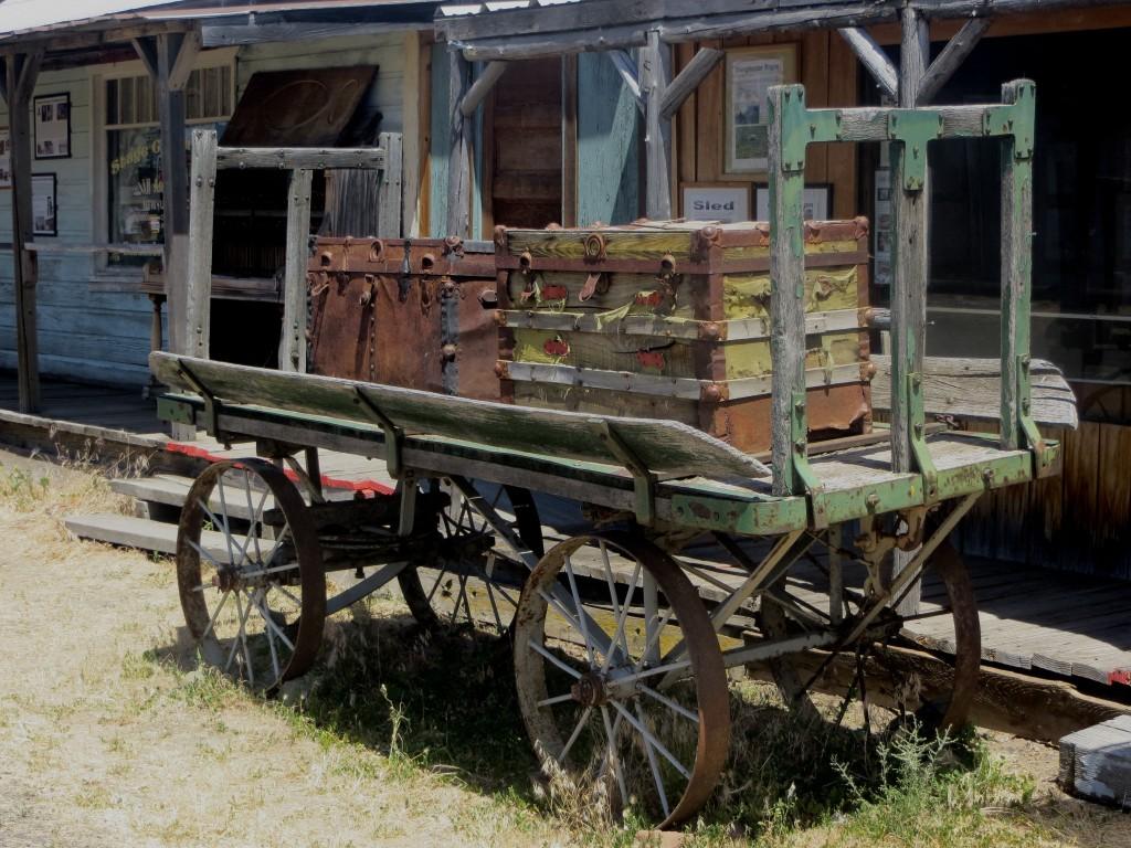 village abandonné de Shaniko (Oregon)