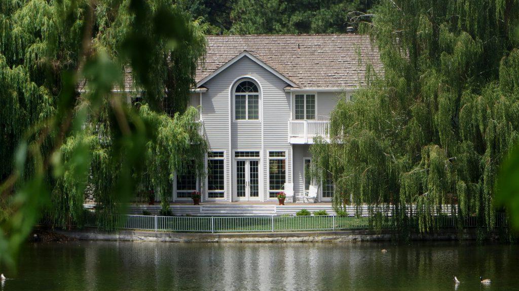 maison à Bend au bord de la Deschutes river, Oregon
