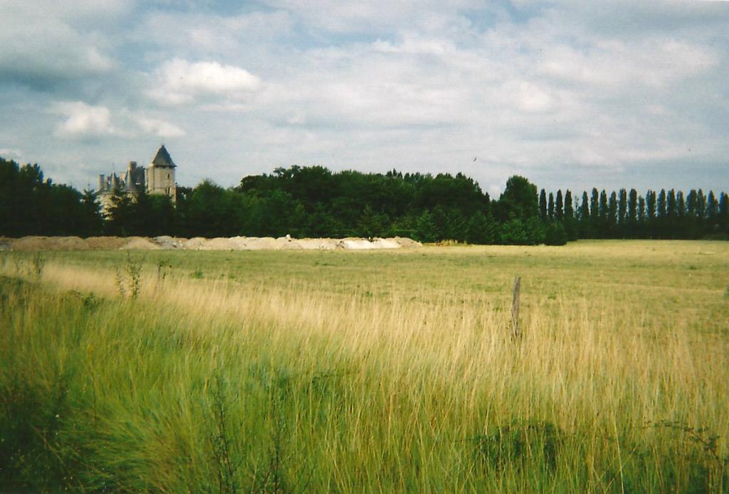château de Meaux