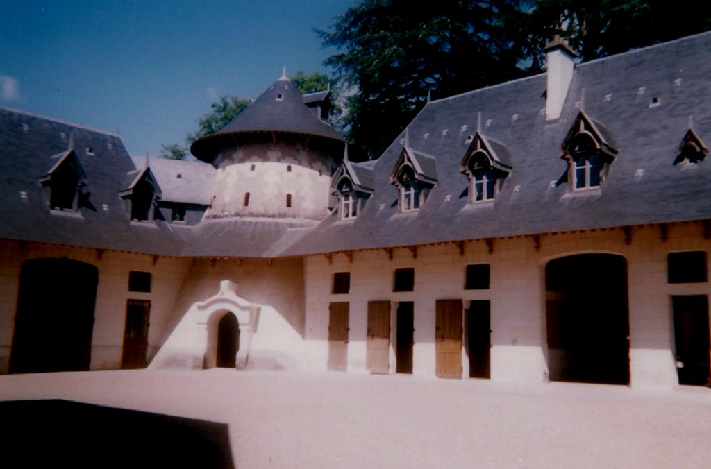 écuries du Château de Chaumont-sur-Loire