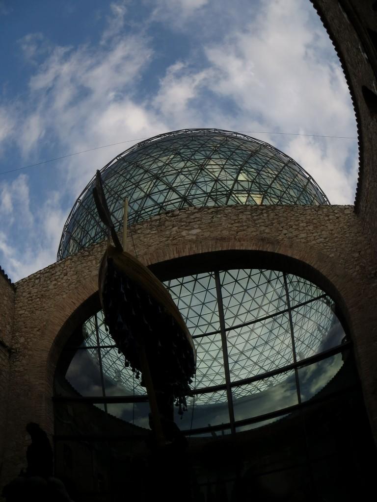 dôme du musée Dali à Figueras