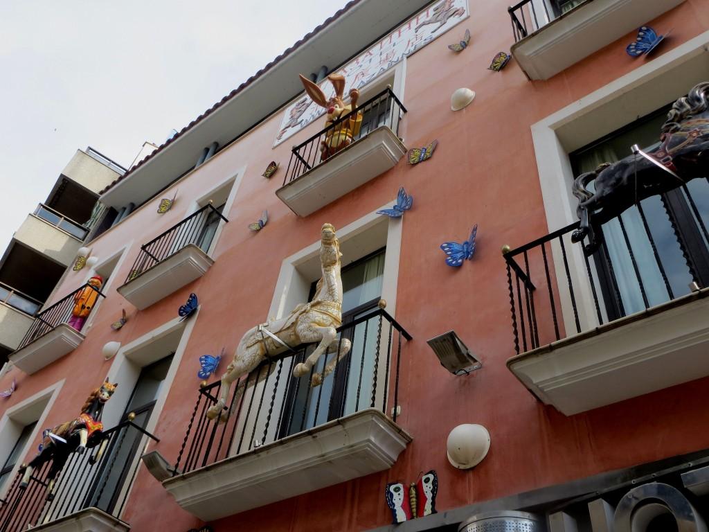 hôtel à Figueras