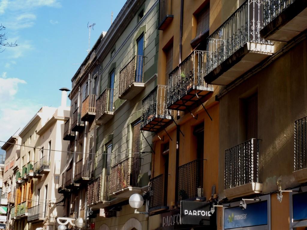 dans les rues de Figueras - Catalogne