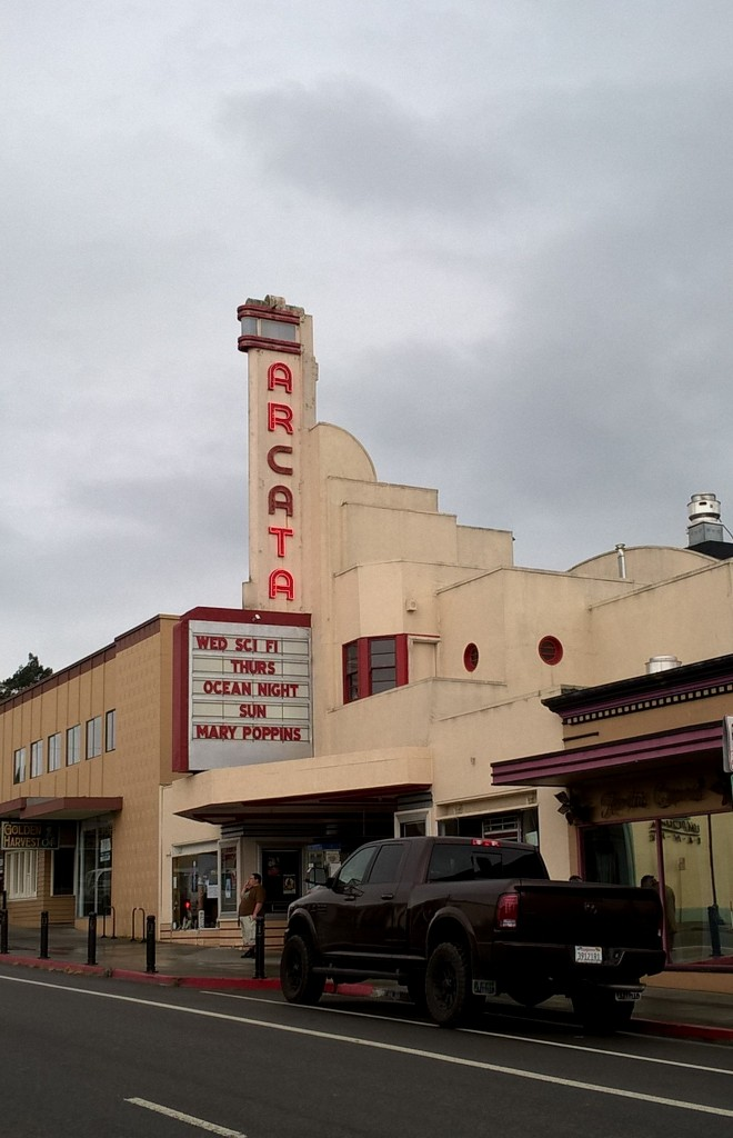 cinéma d'Arcata