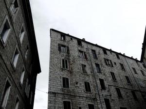 immeubles à Sartène - Corse