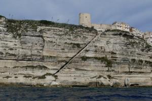 escaliers du roi d'Aragon - Bonifacio