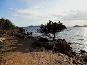 plage de la Rondinara - Corse