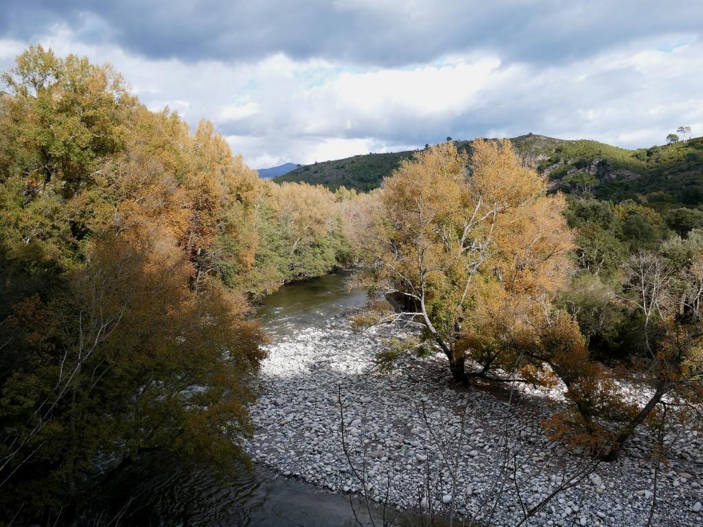 rivière en Haute-Corse