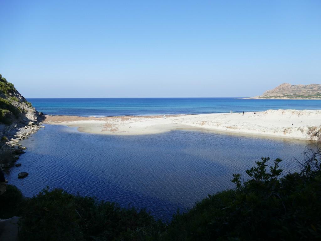 plage de l'Ostriconi - Corse