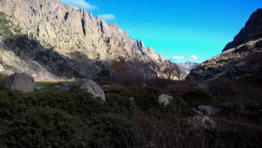 gorges de la Restonica - Corse