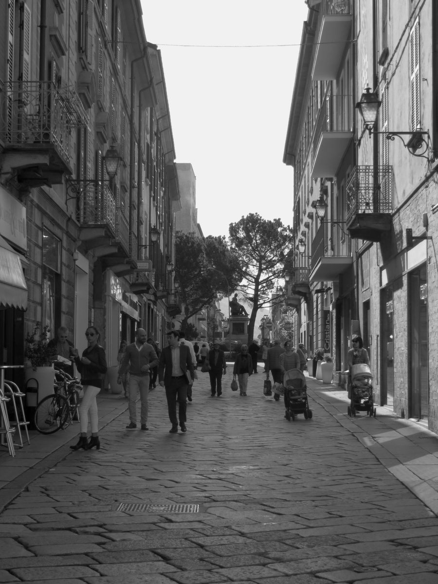 Via Roma - lecco