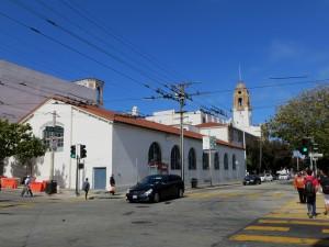 quartier de Mission - San Francisco