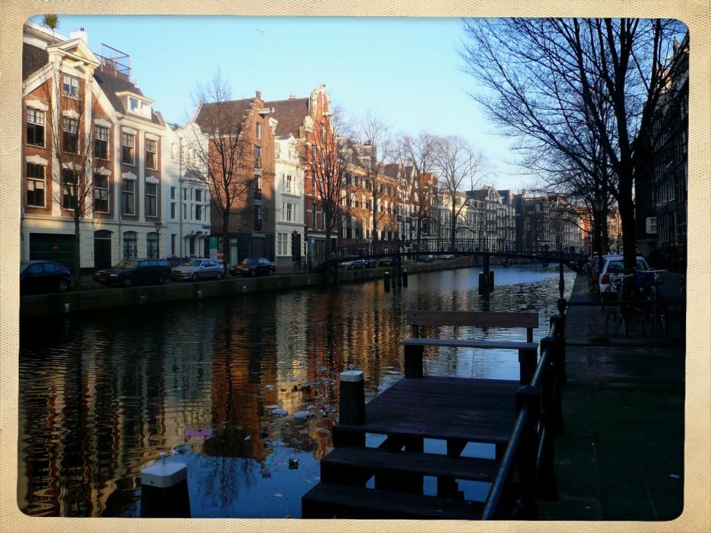 façade Amsterdam