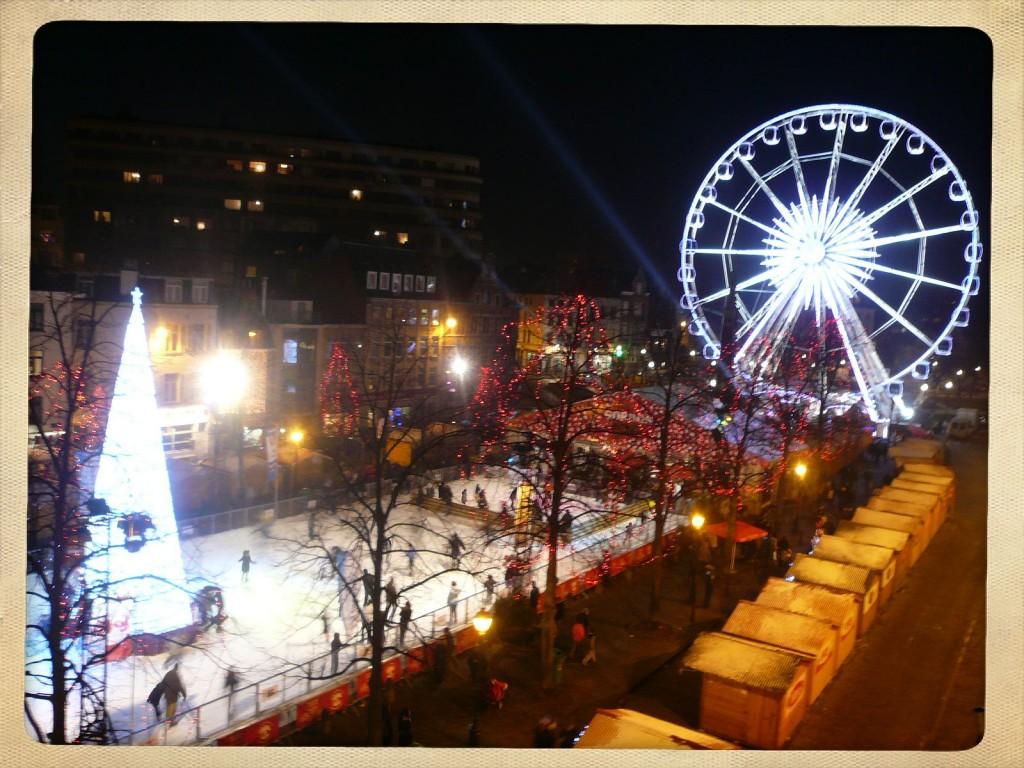 place du Marché aux Poissons - Bruxelles