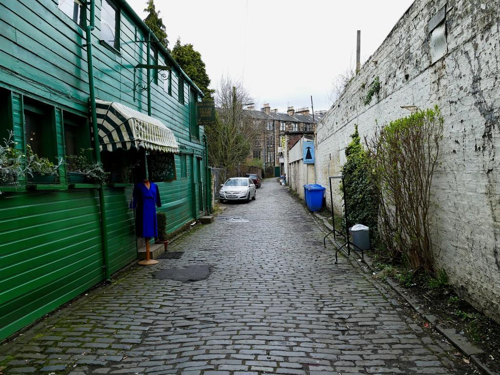 Dowanside Lane - Glasgow