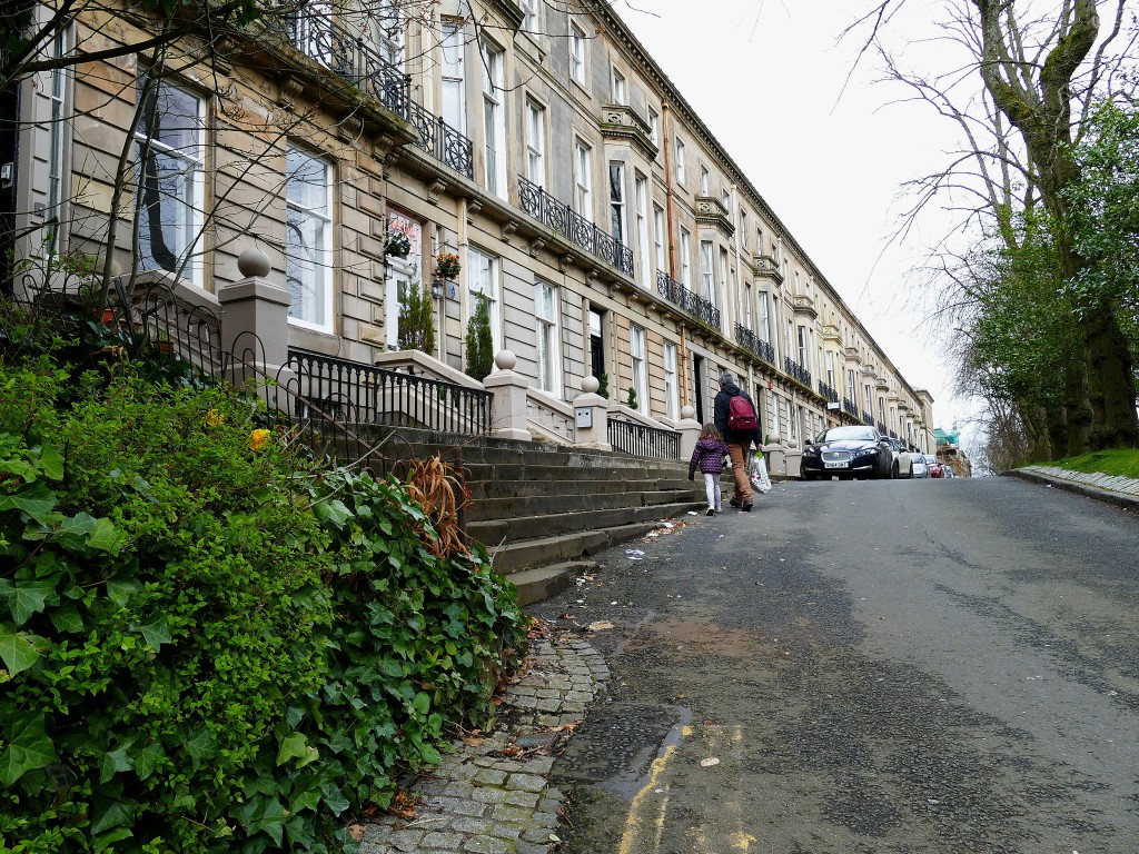 Buckingham Terrace - Glasgow