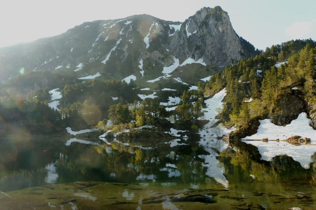 lac en Ariège
