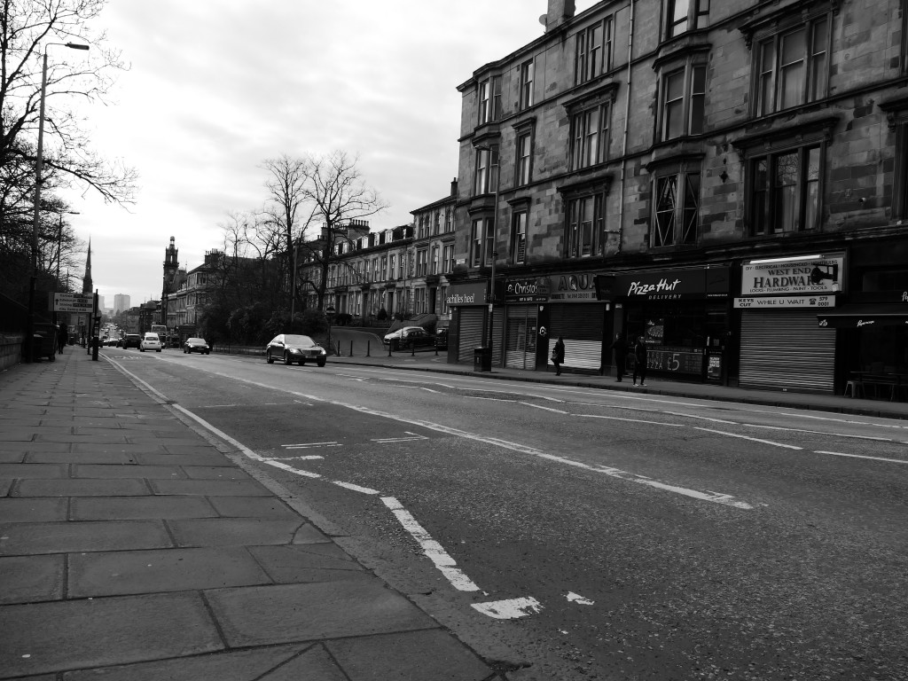 Great Western Road - Glasgow