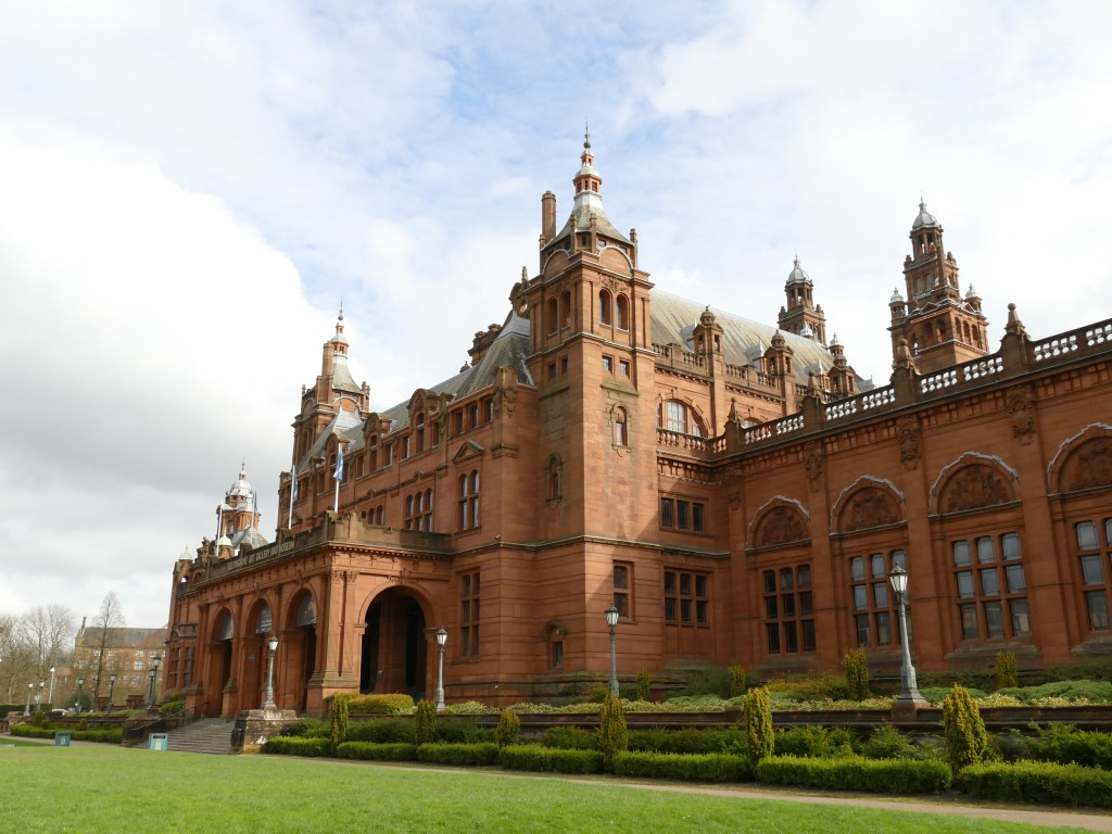 Le Kelvingrove Art Gallery and Museum - Glasgow