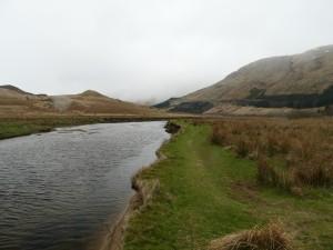 La River Fillan - Ecosse