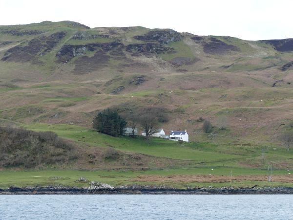 île de Kerrera (Ecosse)