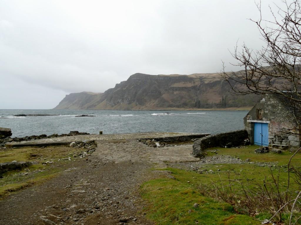 Paysage de l'île de Mull