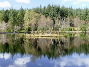 Glencoe Lochan (Ecosse)