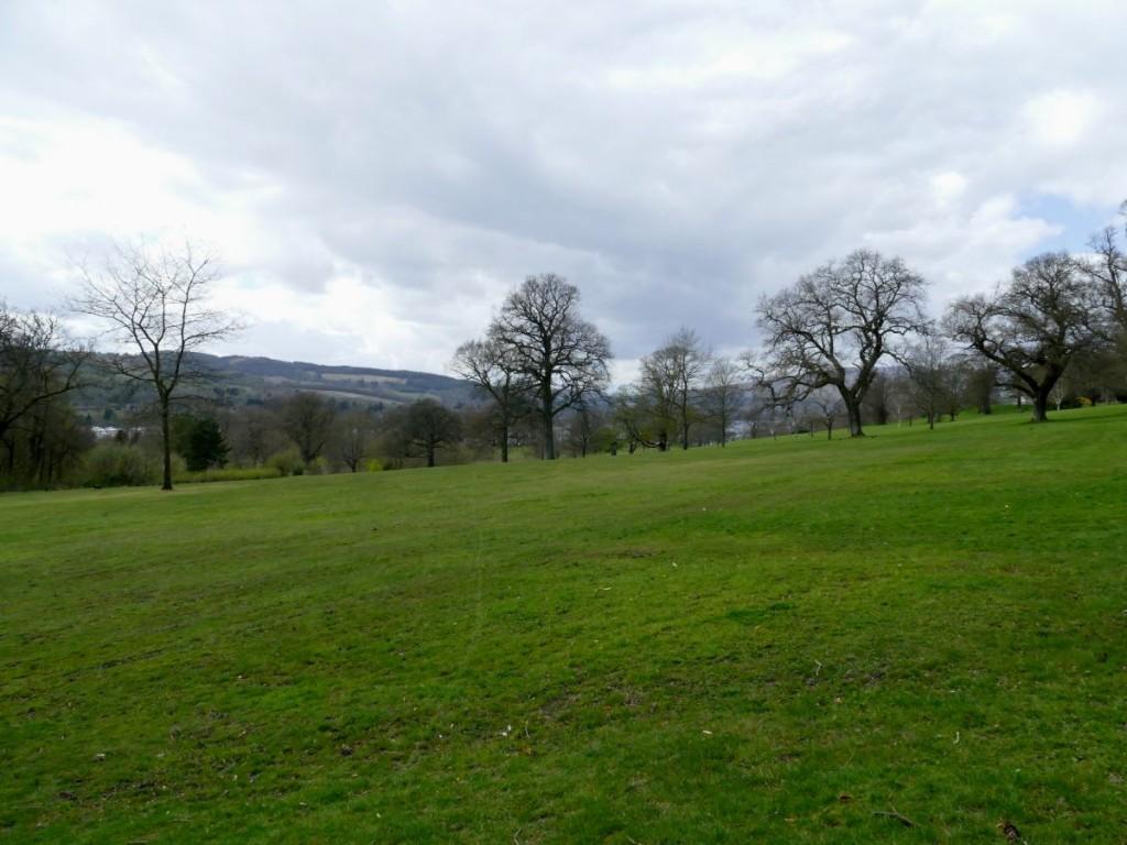 parc de Balloch (Ecosse)