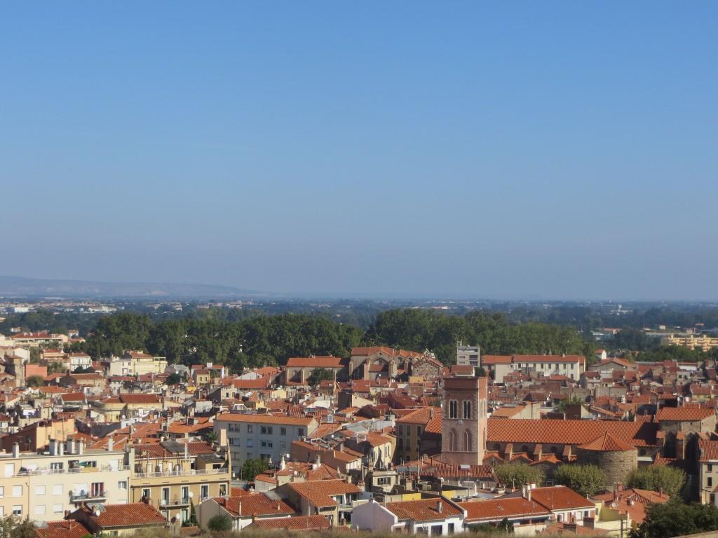 Palais des Rois de Majorque à Perpignan