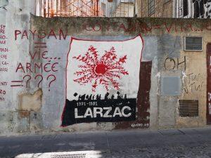 peinture sur les murs d'Orgosolo