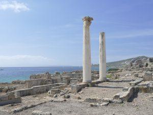site archéologue de Tharros - sardaigne