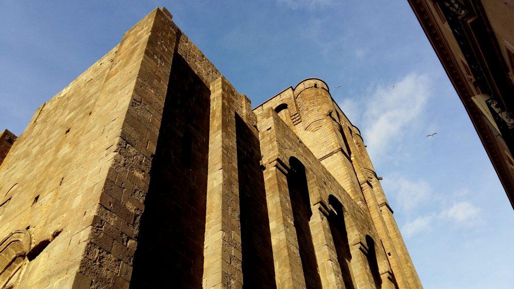 cathédrale saint-etienne à Agde