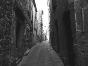 centre historique d'Agde