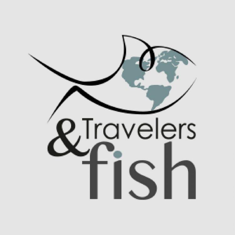 logo travelers & fish