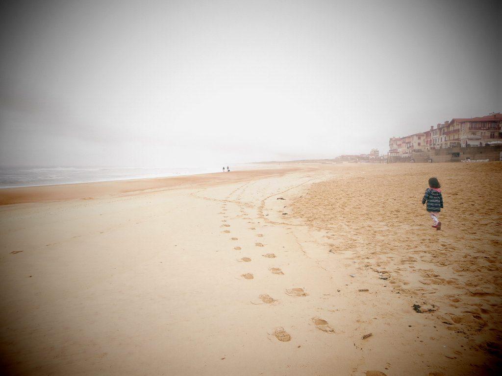 plage centrale - Soorts-Hossegor