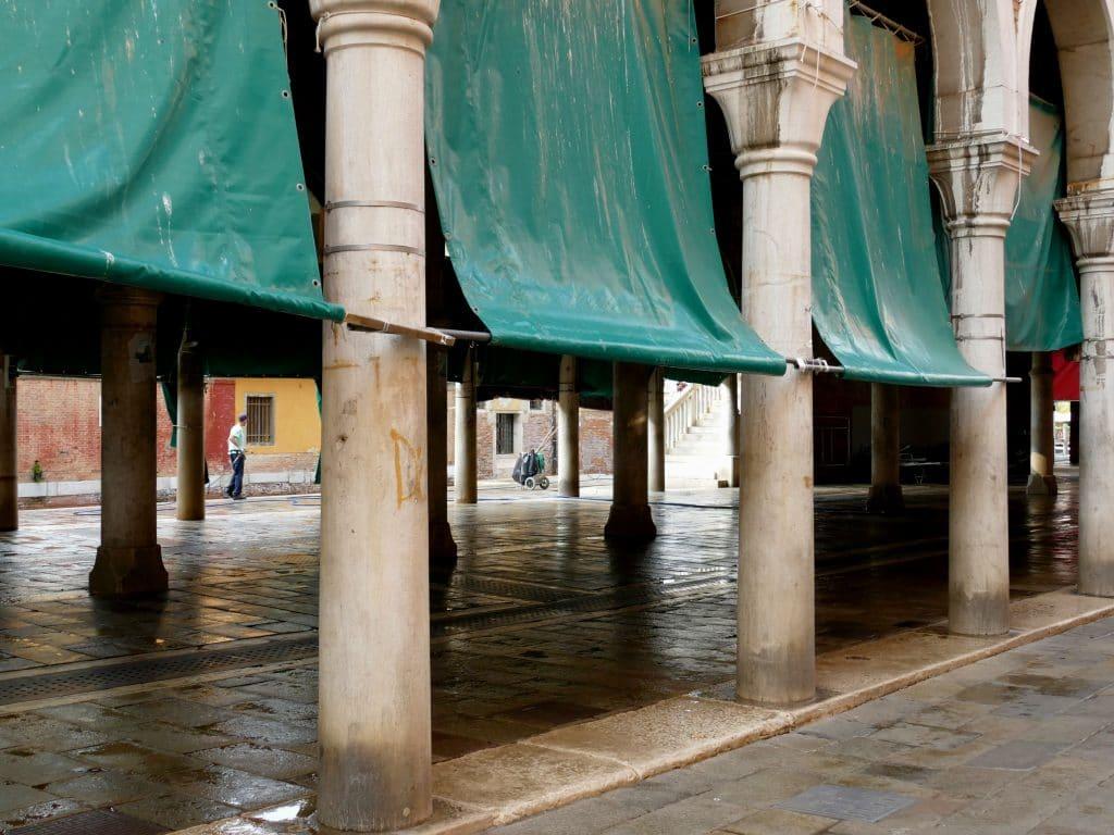 mercato del pesce - Venise