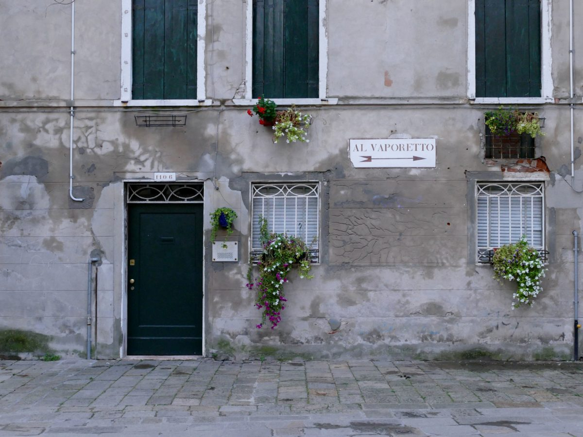 porte et fenêtres Venise